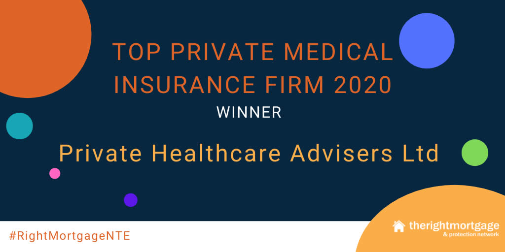 Top Private Medical Insurance Firm 2020